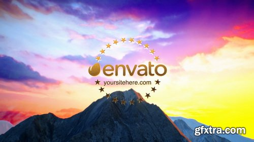 Videohive - Mountain Logo - 23013078