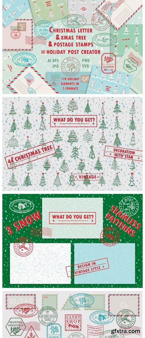 Christmas Post Creator 2180515
