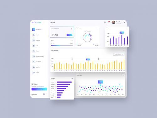 ADFinan Finance Dashboard Ui Light - FP - adfinan-finance-dashboard-ui-light-p