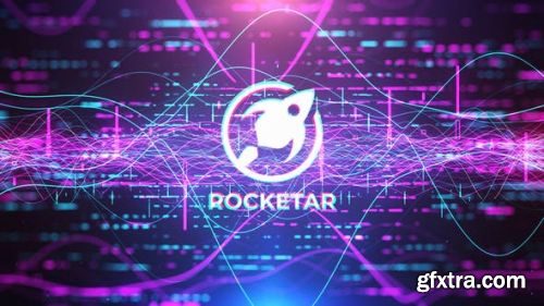 VideoHive Equalizer Logo Reveal 25158277