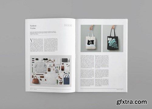 Magazine Template Vol. 8