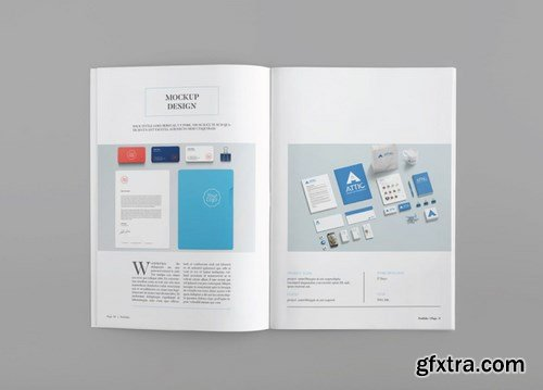 Portfolio Template Vol. 8