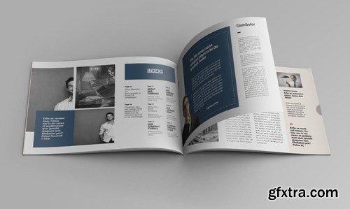 Kolr Booklet Brochure Template