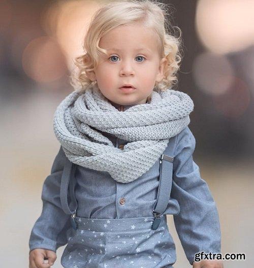 Meg Bitton — Winter Baby Skin: Post Processing