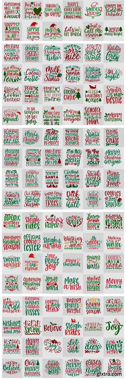 Christmas Design Mega Bundle 2194502