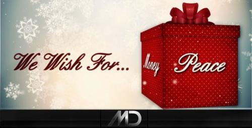 Videohive - Christmas / New Year Cards & Box