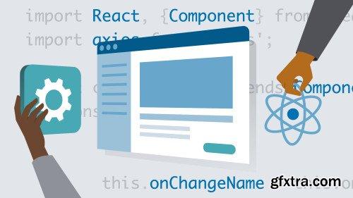 Lynda - Building React and ASP.NET Core Applications
