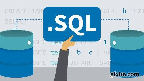 Lynda - SQL Essential Training (2019)