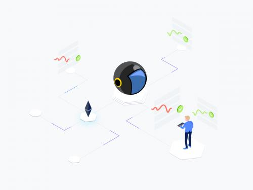 AI Signals Trading - Isometric Graphic - ai-signals-trading-isometric-graphic