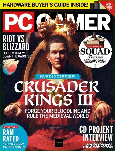 PC Gamer USA - January 2020