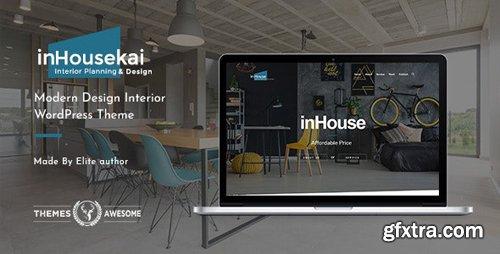 ThemeForest - Inhousekai v1.3 - Modern Design Interior WordPress Theme - 20979515