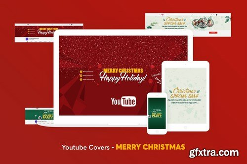 Merry Christmas Youtube Covers