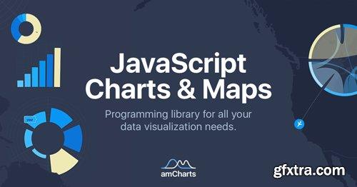 amCharts v4.7.4 - JavaScript Charts & Maps - NULLED
