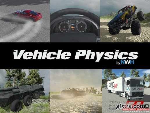 NWH Vehicle Physics v1.9.2