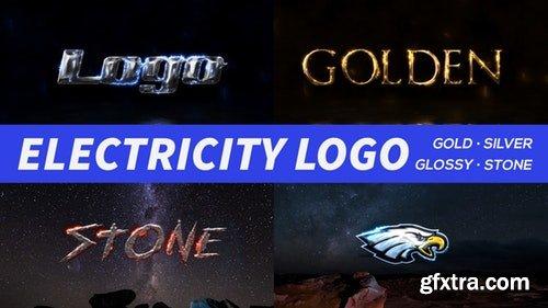 MotionArray Electricity Logo 334777