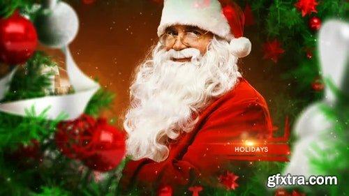 MotionArray Christmas Slideshow 54574