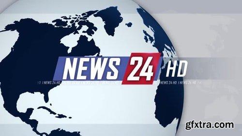MotionArray Incredible News Intro 334271