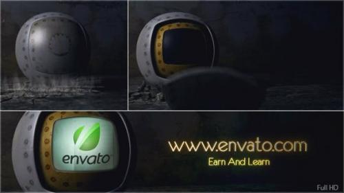 Videohive - The Metal Sphere Logo
