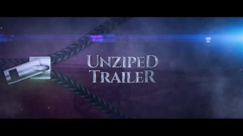 Videohive - Unziped Trailer
