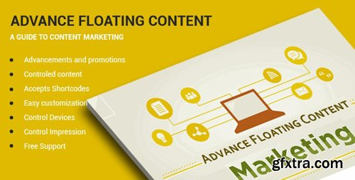 CodeCanyon - Advanced Floating Content v3.5.7 - 9945856 - NULLED