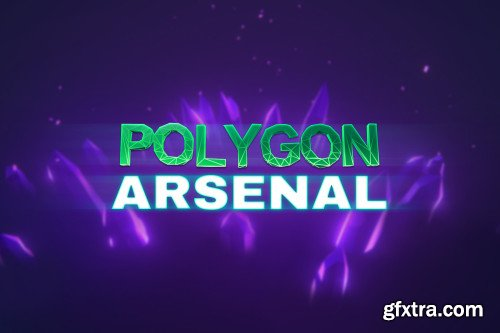 Unity Asset Store - Polygon Arsenal