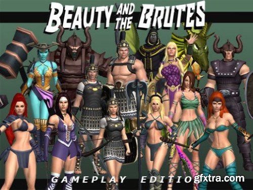 Unity Asset Store - Beauty and the Brutes (Gameplay Edition)