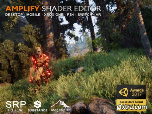 Unity Asset Store - Amplify Shader Editor
