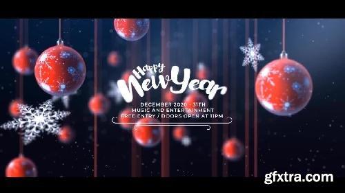 MotionArray Christmas Party Invitation 328215