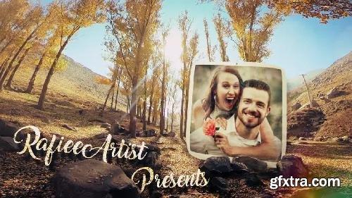 MotionArray Autumn Love Story Slideshow 334193