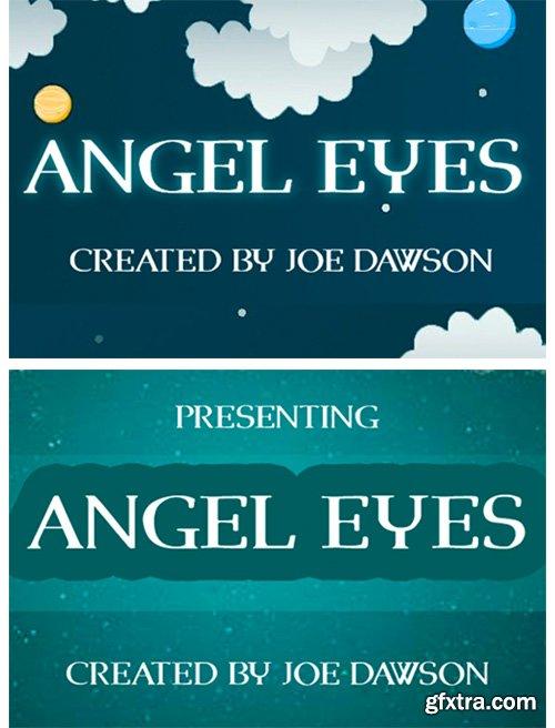 Angel Eyes Font