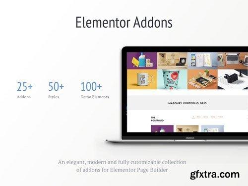 LivemeshThemes - Addons for Elementor Pro v2.9.4 - NULLED