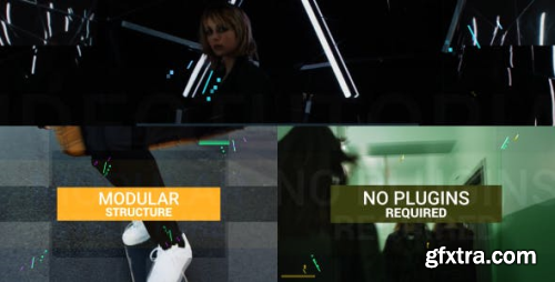 VideoHive Fast Modern Reel with Titles 20740549