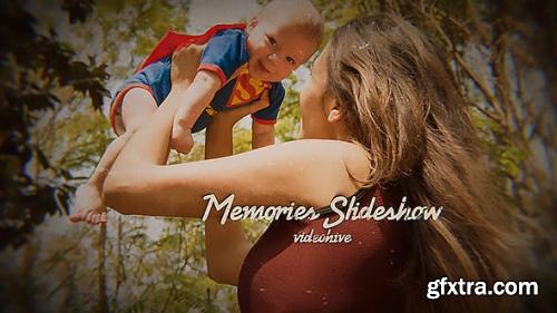 VideoHive Memories Photo Slideshow 21055845