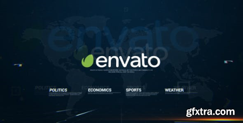 VideoHive News Package 20496675