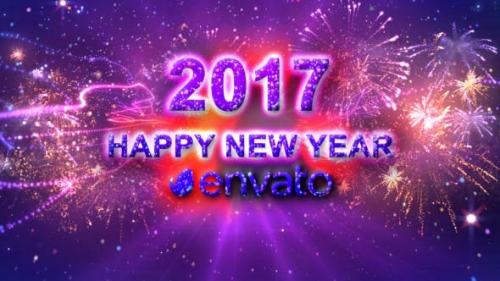 Videohive - New Year Countdown
