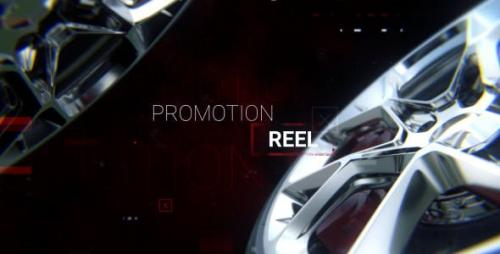 Videohive - Auto Promotion Reel