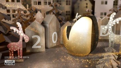 Videohive - Christmas Greeting