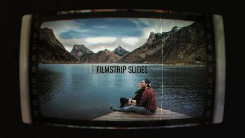 Videohive - Filmstrip Slides