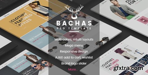ThemeForest - Bachas v2.5 - DRAG & DROP Multipurpose Responsive Shopify Theme - 18630693