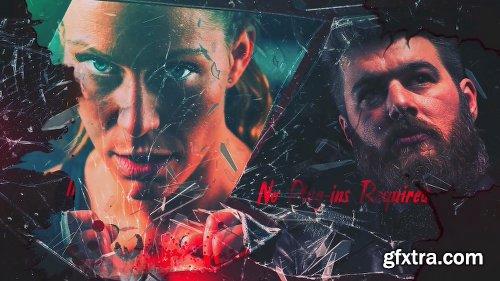 Videohive The Grim Glass Trailer 25232376