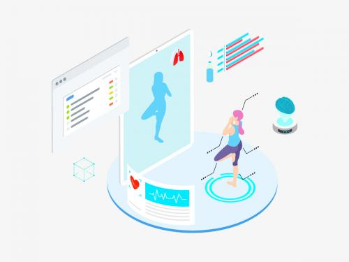 ARVR Exercise And Sport Isometric Illustration - TU - arvr-exercise-and-sport-isometric-illustration-tu-acebbc87-cf3c-4606-a9f9-a93d8ec0ad04