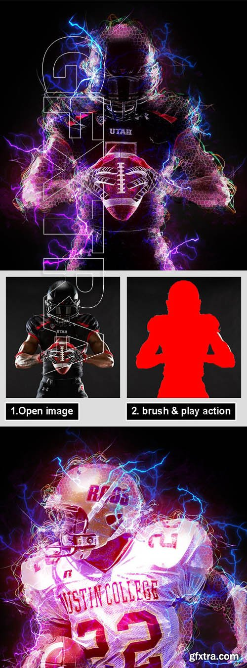 GraphicRiver - Body Power Photoshop Action Vol 3 25112781