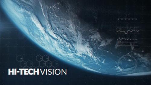 Videohive - Futuristic Space Trailer