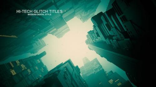 Videohive - Sci-Fi City Trailer
