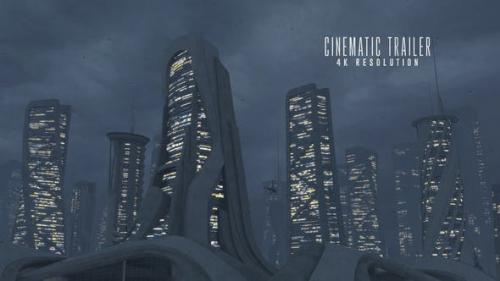 Videohive - Futuristic Trailer