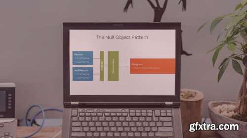 Pluralsight - C# Design Patterns: Null Object