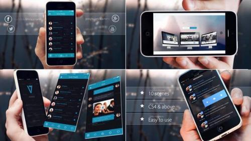 Videohive - Promo App