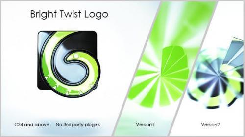 Videohive - Bright Twist Logo