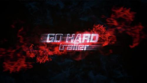 Videohive - Go Hard Trailer