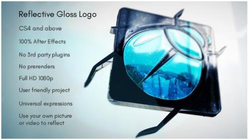 Videohive - Reflective Gloss Logo